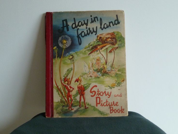 My favourite childhood book. Many fond memories of my dear Nanna reading this to me. It was our special book :)