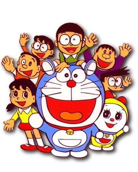 Who doesn't love them? (Doraemon)