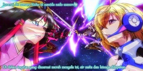 Cross Ange: Tenshi to Ryuu no Rondo Episode 6 Subtitle Indonesia - DrakSoft3