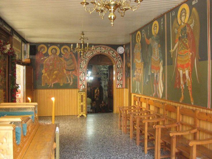 Feast of St Fanourios (Paradisi)