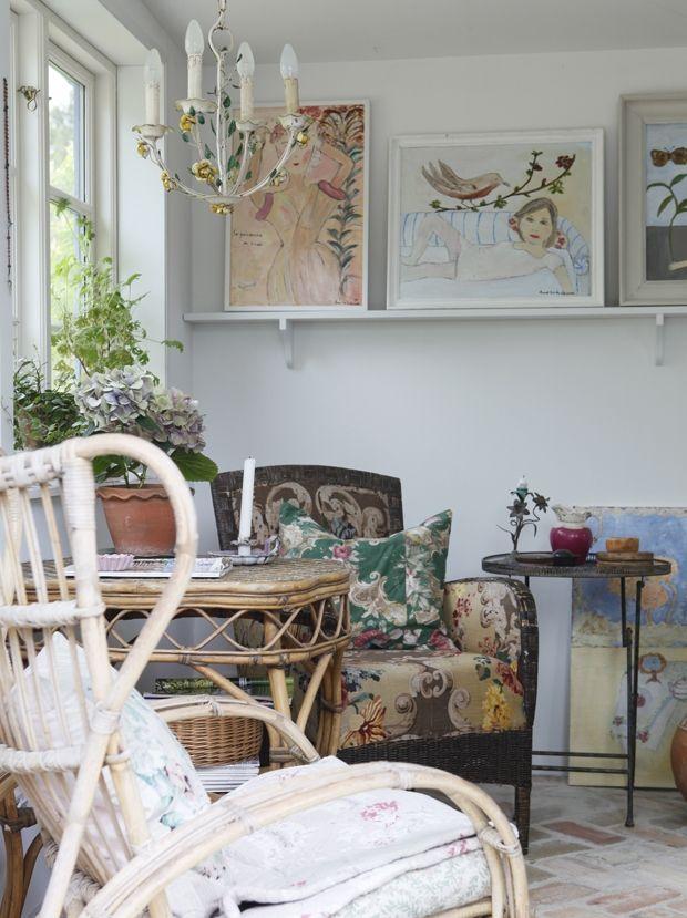 Klæd dit hjem i countrystil | ISABELLAS