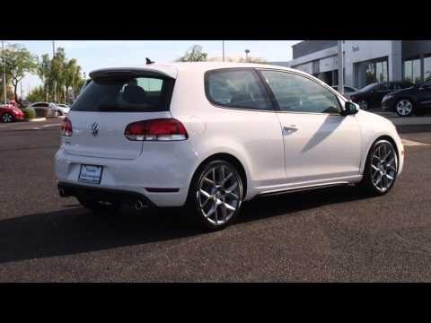 Lunde's Peoria Volkswagen 2013 GTI DSG Sun Roof Sport