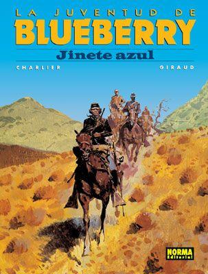 BLUEBERRY 14. JINETE AZUL