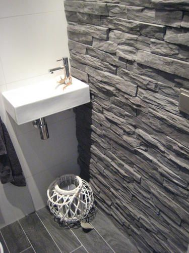 9 best images about toilet on pinterest toilets running and the wall - Renovatie wc ...