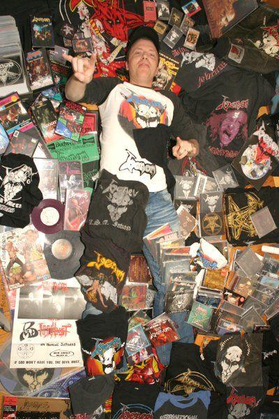 venom black metal collector