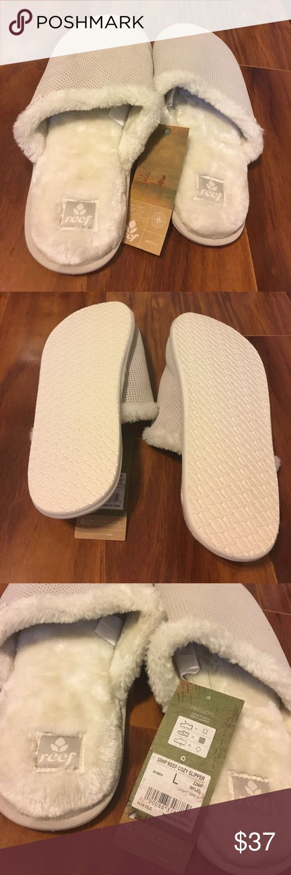 Reef Size Large Slippers NWT NWT Reef Slippers Size Large Reef Shoes Slippers
