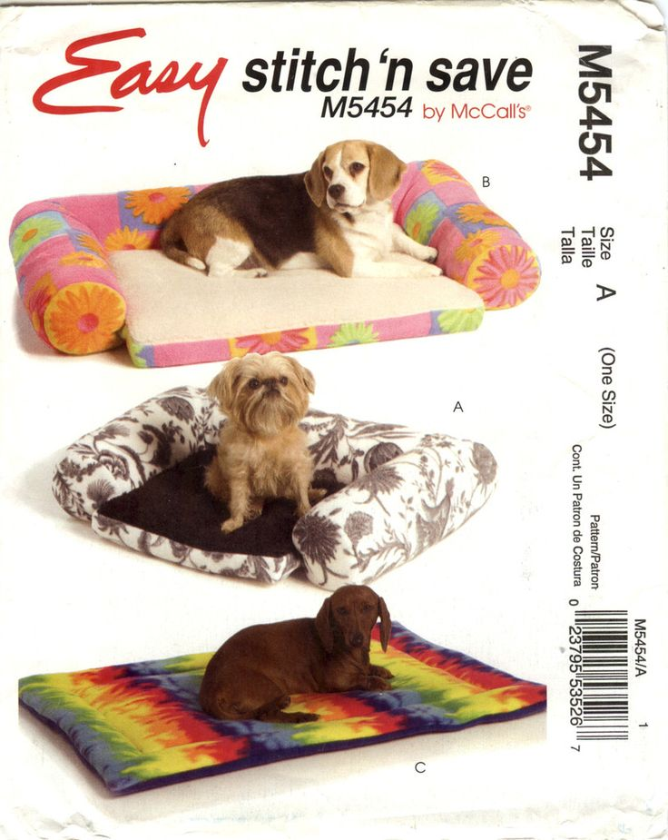41 best Cats and Dogs Sewing Patterns images on Pinterest ...