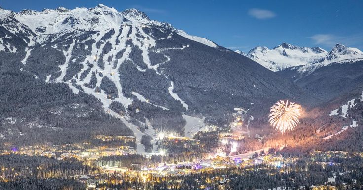 Behind the Shot: New Year's Eve in Whistler -