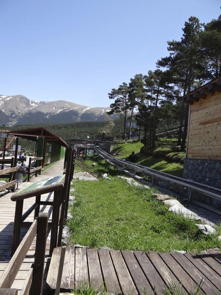 Riding the Longest Alpine Coaster in the World at Naturlandia - Exploramum & Explorason