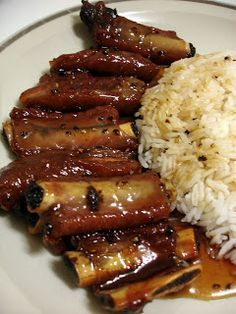 Smell & Taste are my memory: Pork Riblets Braised in Vietnamese Caramel Sauce