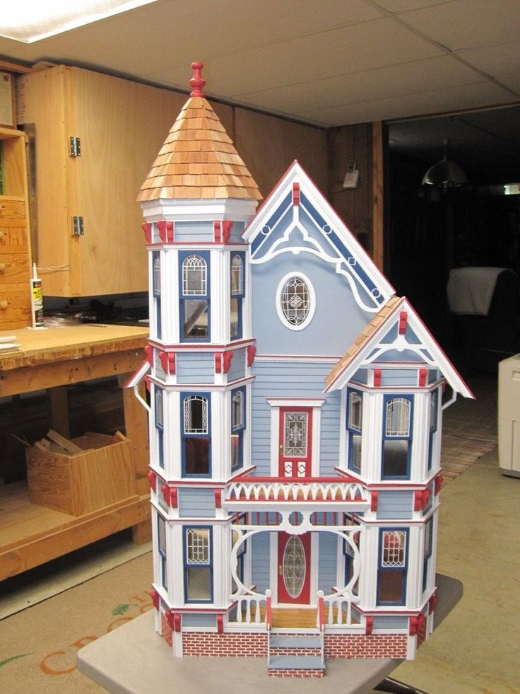 127 Best Dollhouse Images On Pinterest Dollhouses