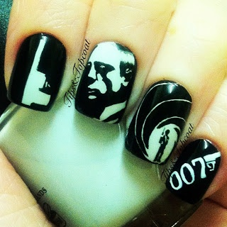 Tips and Topcoat: James Bond.. 007