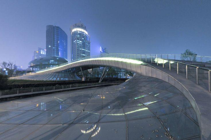 Galeria de Terminal de Xangai / Frank Repas Architecture - 11