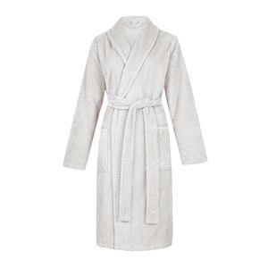 Grey Classic Robe