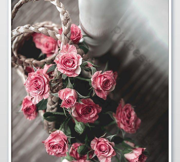 Gambar Wallpaper Bunga Mawar