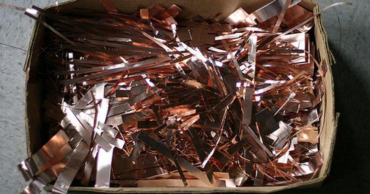 Los mejores lugares para encontrar cobre y aluminio de desecho. Todos los metales tienen un valor específico, lo que significa que incluso los metales de desecho pueden ser fácilmente reciclados y cambiados por dinero. El cobre y el aluminio son los metales más comúnmente reciclados. Esto es parcialmente debido a que con frecuencia tienen valores favorables que son dictados por la demanda del mercado. Estos ...
