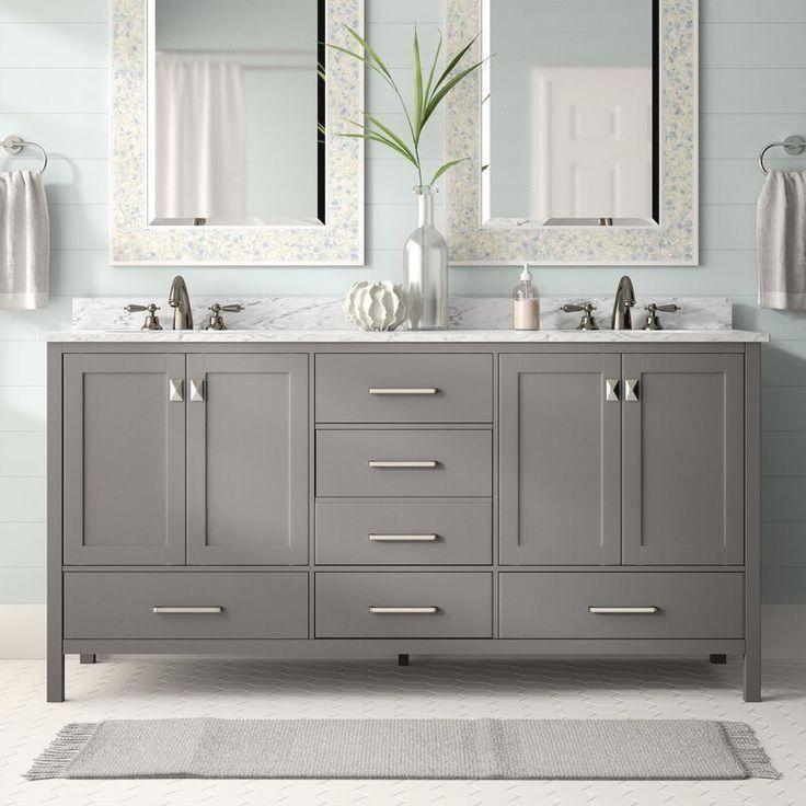 Newtown 72 Double Bathroom Vanity Set Bathroom Interior Small