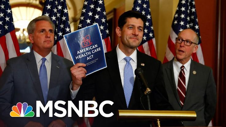 How House GOP Health Care Bill Would Change Obamacare | Morning Joe | MSNBC