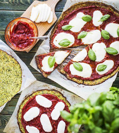 Varování: tahle voňavá zeleninová pizza je silně návyková!; Greta Blumajerová