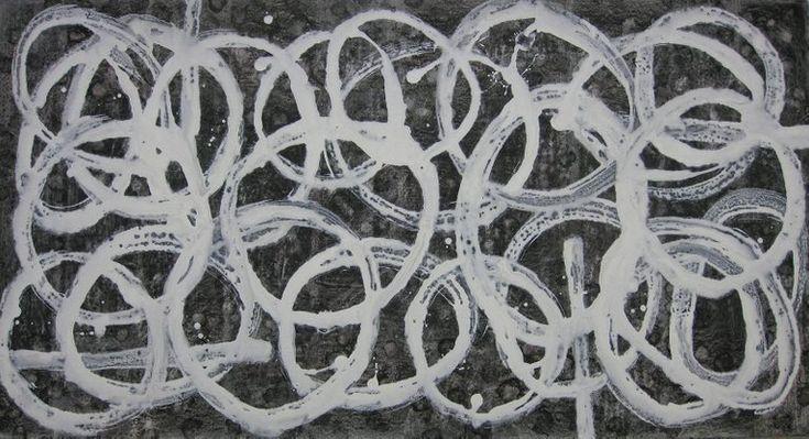 Kiyoshi Otsuka - 'Onkyo (Acoustics)', Black and White ...