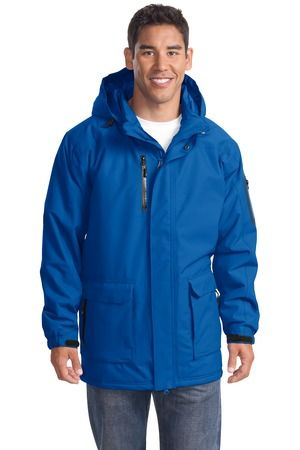 Buy the Port Authority Heavyweight Parka Style J799 from SweatShirtStation.com, on sale now for $104.98