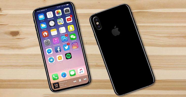 Donde llevara el sensor de huellas   el próximoiPhone 8 al final         Sin dudas estamos hablando de uno de los smartphone mas esperado...