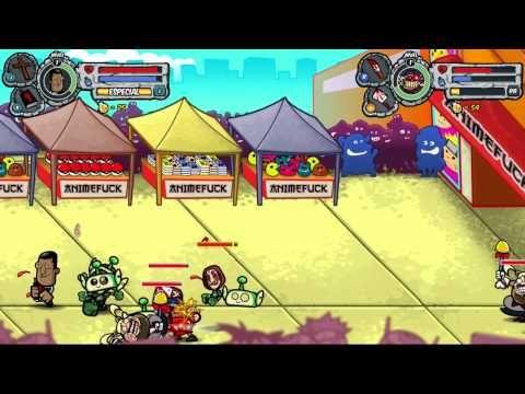 ▶ Brutal Players VS Otakus - Mundo Canibal Apocalipse - Ep01 - YouTube