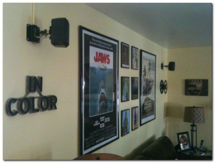 50+ Tiny Movie Room Decor Ideas Part 67