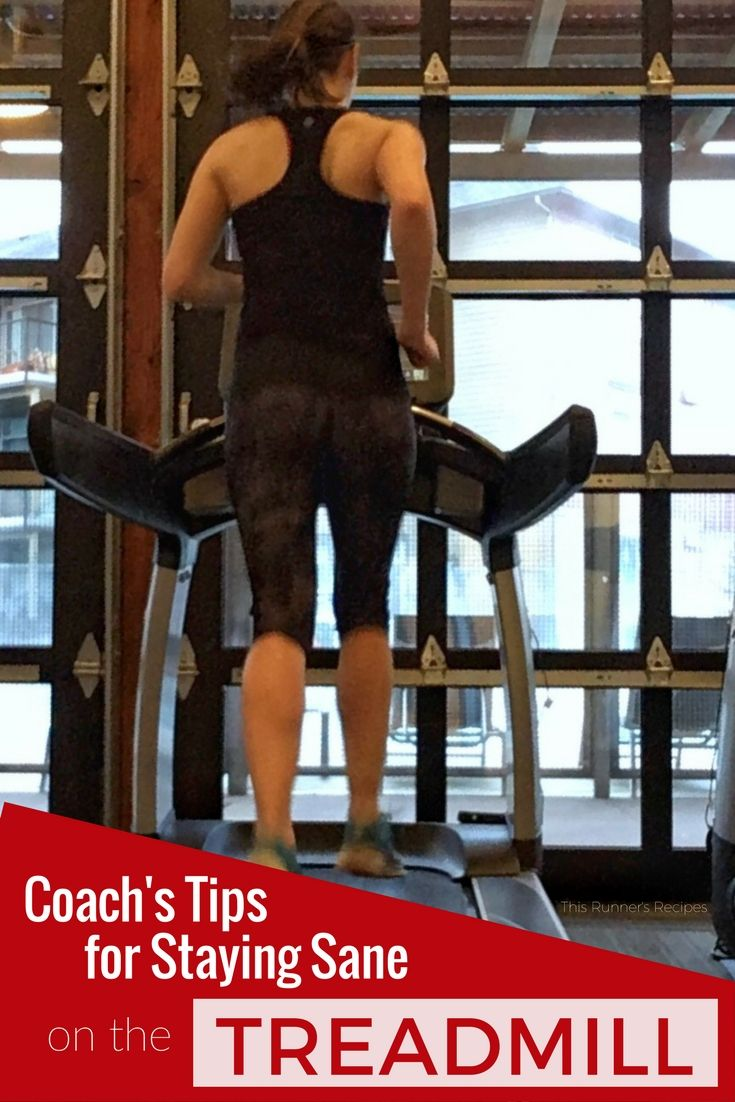 Stuck running inside? Six running bloggers provide their favorite tips for staying sane on the treadmill and making the most of your winter running!