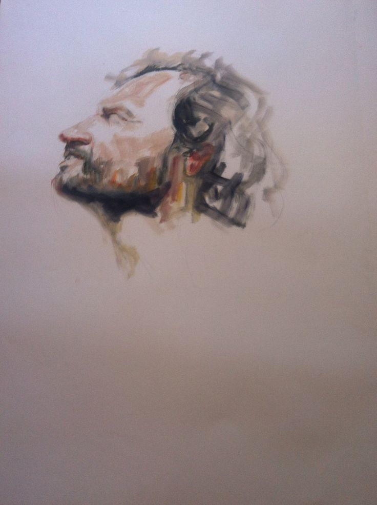 'Self profile' by Daniel Butterworth