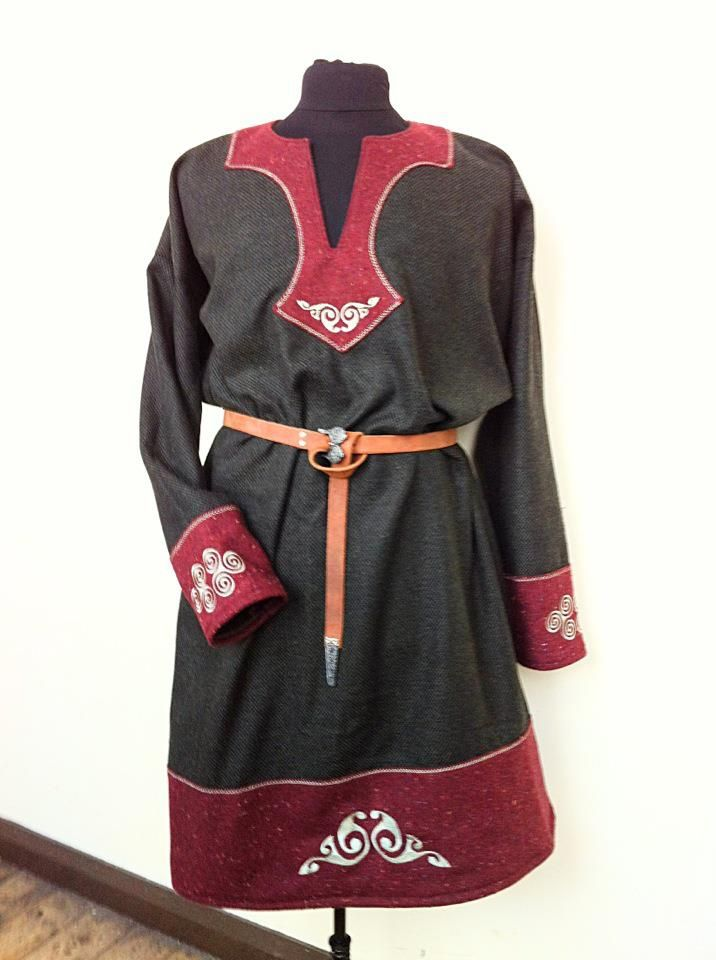 Embroidered Tunic by *RobynGoodfellow