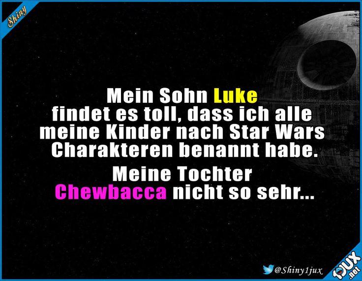 Weiß gar nicht was sie hat... #StarWars #Humor #lustiges #Witze #lachen