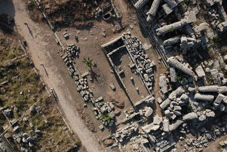 Italian-US team discover evidence of Sicily's oldest temple beneath later one at Selinute
