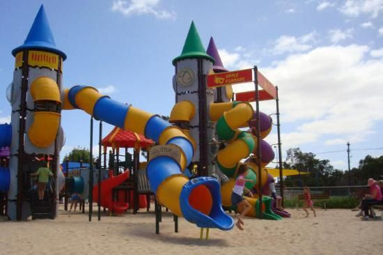 Donnybrook playground. Stop on way down :)