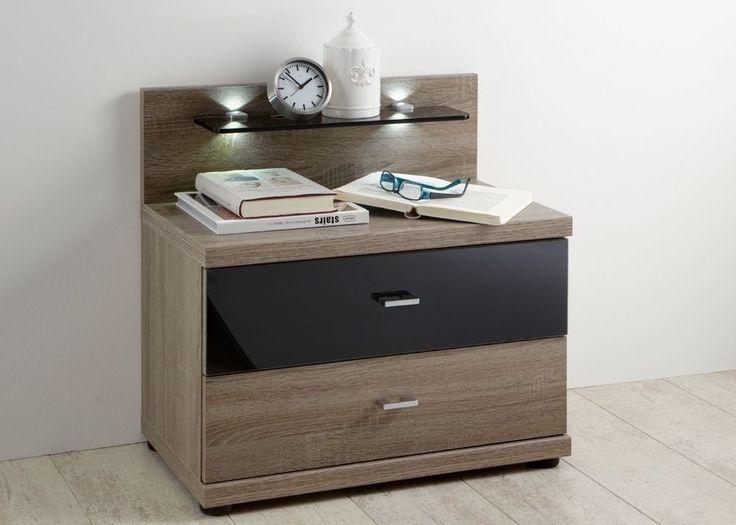 hohe nachttische simple nachttisch lightness with hohe. Black Bedroom Furniture Sets. Home Design Ideas