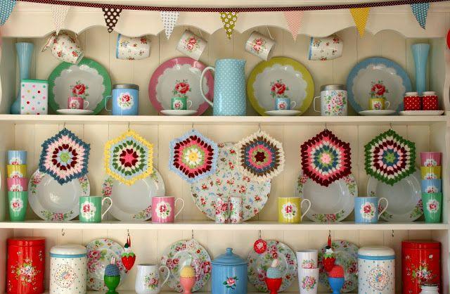 Coco Rose Diaries: A Weekends Work....... Cath Kidston homeware
