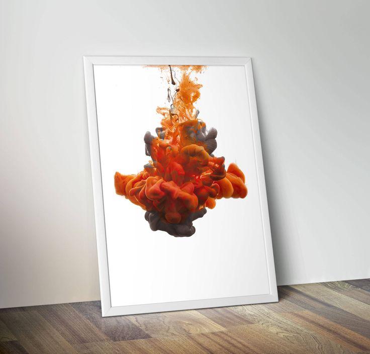 Abstract Print, Instant Download, Art Prints, Modern Prints, Printable Art, Scandinavian Print, 50x70 Poster, Abstract Wall Art, Minimalist by SilBarragan on Etsy