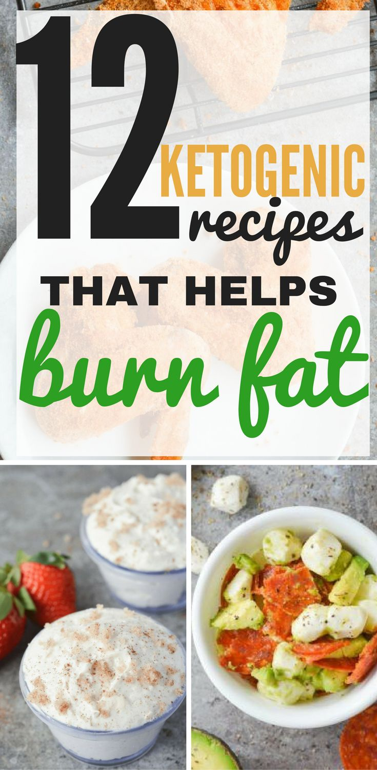 12 Ketogenic Recipes That Taste Amazing And Can Help You Lose Weight. These delicious ketogenic recipes are the best! I'm so glad I found those ketogenic diet meals, now I can eat great food and lose weight! Pinning this! #ketogenic #keto #ketorecipes #ketodiet