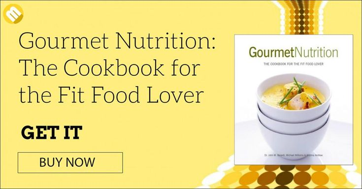 Gourmet Nutrition is a cookbook which features 300 healthy recipes that utilizes well known superfood. It is made especially for foodies who want to enjoy eating without thinking of the extra calories that comes with every meal. The procedures are very detailed to help you make necessary improvisations if ever an ingredient is not available in your area.