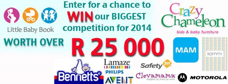 Huge Competition with #CrazyChameleon #Bennetts #PhilipAVENT #Mam #Motorola #Lamaze #Safety1st #Kammi #Clevamama