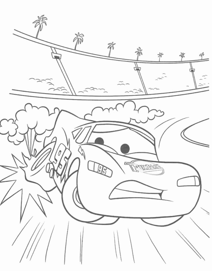 Lightening Mcqueen Coloring Page Inspirational Lightning Mcqueen Coloring Pages To Print Colo In 2020 Cars Coloring Pages Race Car Coloring Pages Disney Coloring Pages