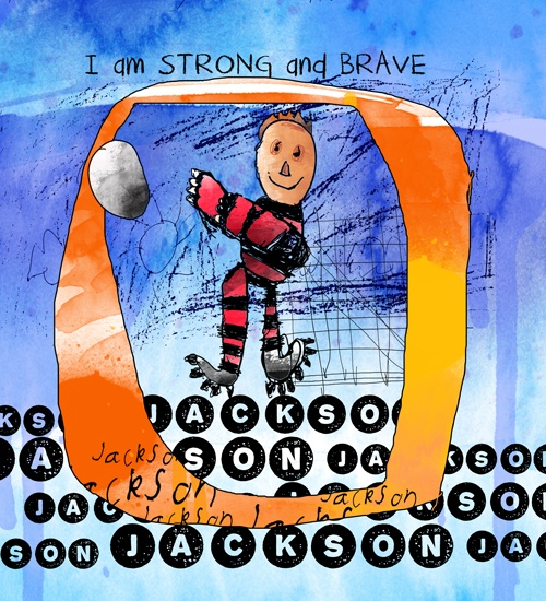 I am Strong and Brave