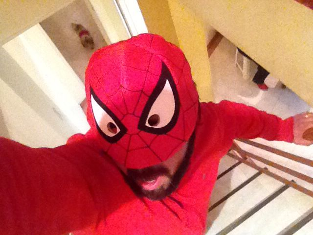 #Hatguy Spiderman Spiderman