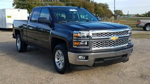 2015 Chevrolet Silverado 1500 for sale at Machado's Autos in Waco TX