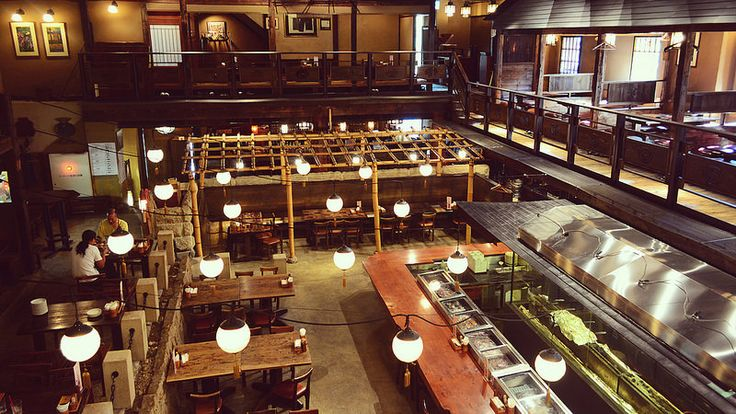 権八 (famous Kill Bill restaurant) Tokyo, Japan
