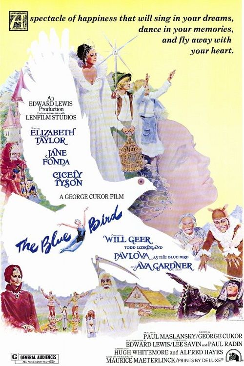 The Blue Bird (1976) Cicely Tyson played the role of Tylette.