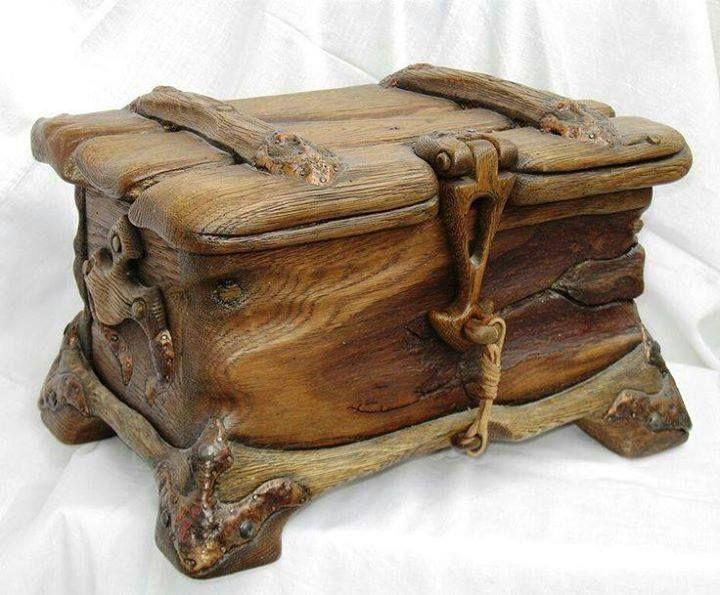 Спрос на деревянные изделия ручной работы