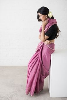 Goodearth - Kashika:Tissue Saree