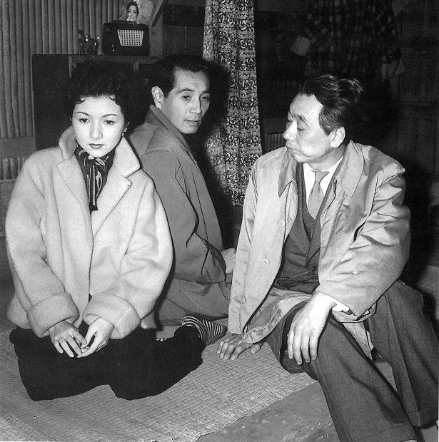 Hideko Takamine- Masayuki Mori- Mikio Naruse