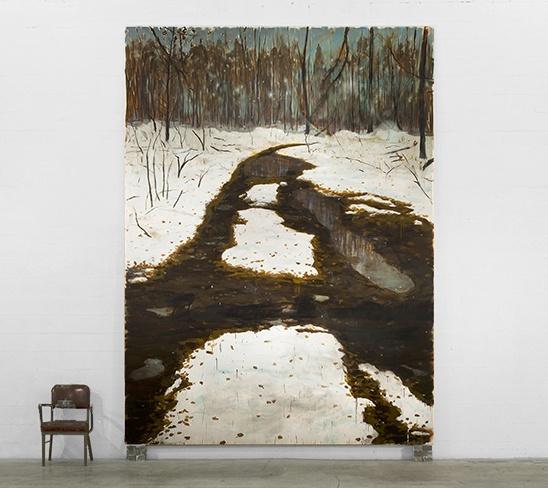 Enrique Martinez Celaya // The Path // 2010